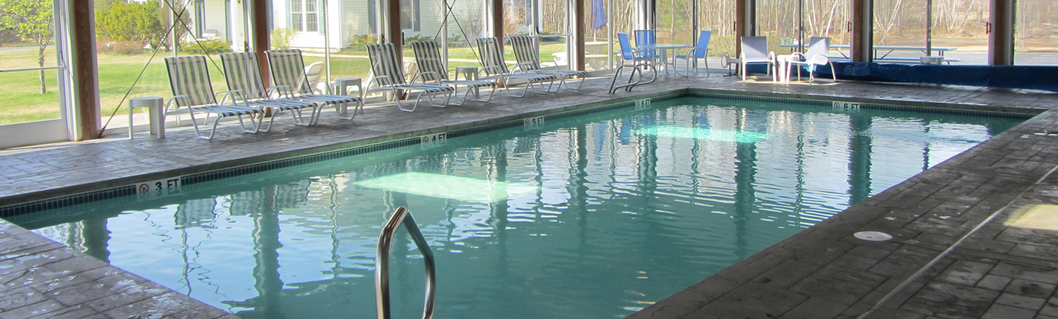 20X40 Indoor Heated Pool